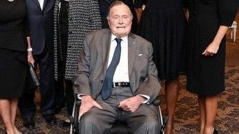 __Ex-presidente dos EUA, George Bush pai é internado em UTI__ (Reuters/21-04-18)