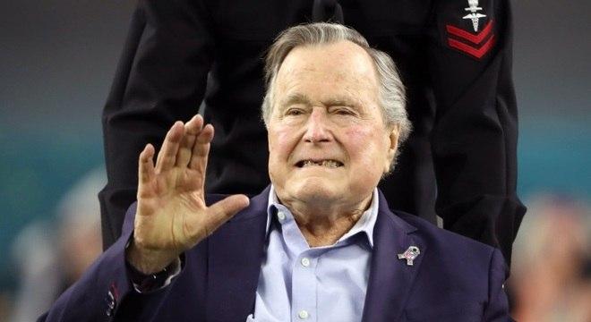 Resultado de imagem para George H.W. Bush