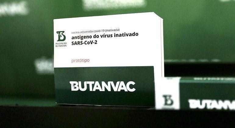 ButanVac foi anunciada há alguns meses pelo Butantan