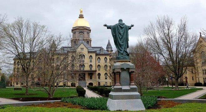 Buttigieg é da cidade de South Bend, onde fica a sede de Universidade Notre Dame