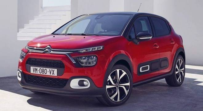 A Citroën prepara para o próximo ano o lançamento do novo C3