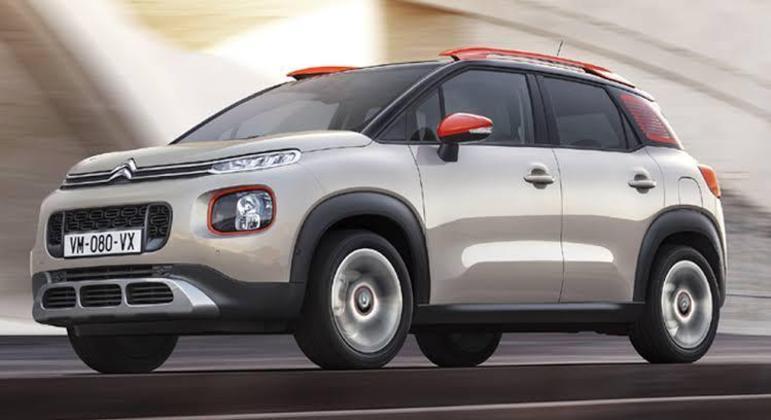 """Citroën C3 Sporty ou """"Mini SUV"""" deverá seguir este perfil: curto e elevado com menos de 4m"""