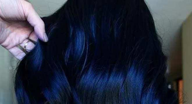 Cabelo preto azulado - descubra como ter o cabelo dos seus sonhos