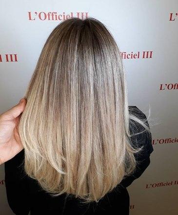 É uma nova versão do conceito das californianas e do mais atual ombré hair. O diferencial do Beach Blond é a técnica Invisible Highlights, que marca menos a raiz e cria um efeito mais natural, vivo e moderno