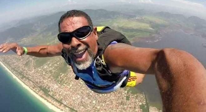 Cabo Dantas era um paraquedista experiente
