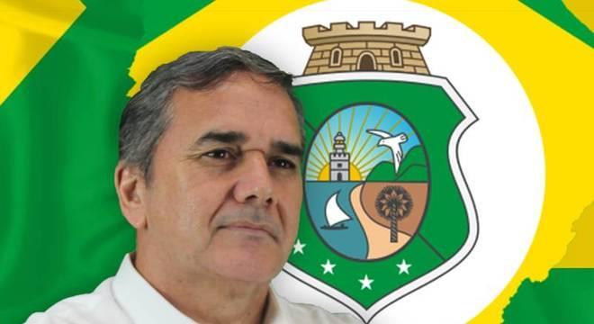 Ex-deputado e líder do movimento dos policiais amotinados, cabo Sabino