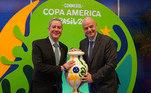Caboclo, Infantino, Copa América 2019