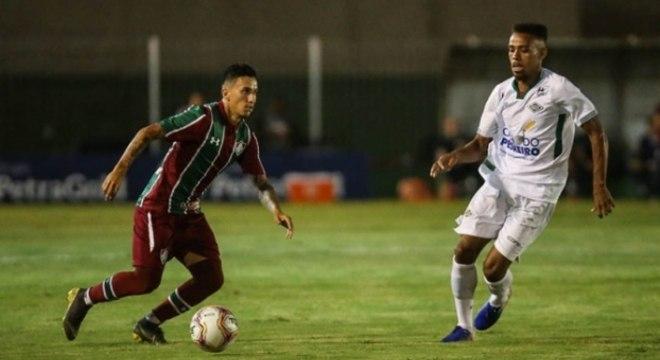 Cabofriense x Fluminense