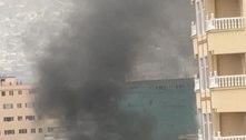 EUA interceptam cinco foguetes lançados contra aeroporto de Cabul