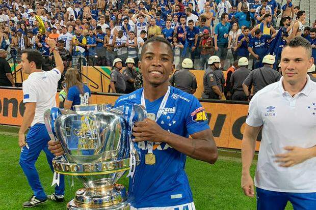 Palmeiras quer a jovem revelação do Cruzeiro, Cacá. Felipão pediu Scarpa