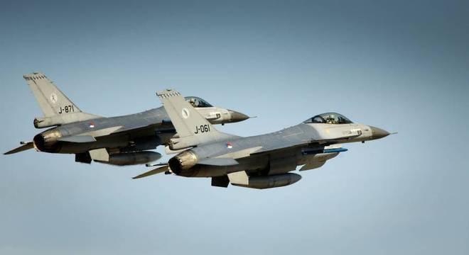 Em 2015, Basim Razzo teve sua casa bombardeada por um caça F-16 holandês