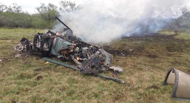 Aeronave caiu na zona rural de Viamão, região metropolitana de Porto Alegre