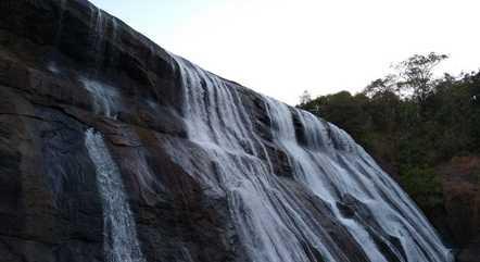 Acidente aconteceu na Cachoeira da Barragem, em MG
