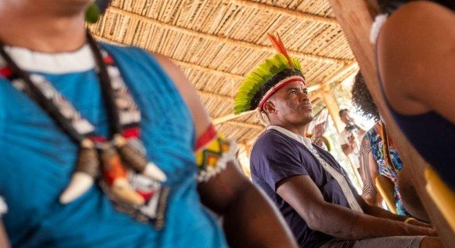 Cacique Giliarde Juruna diz que Belo Monte provocou graves cisões na comunidade