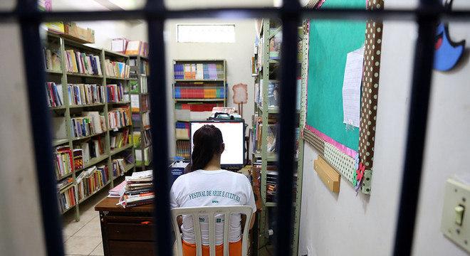 Lei criou a remição de pena para presos que leem