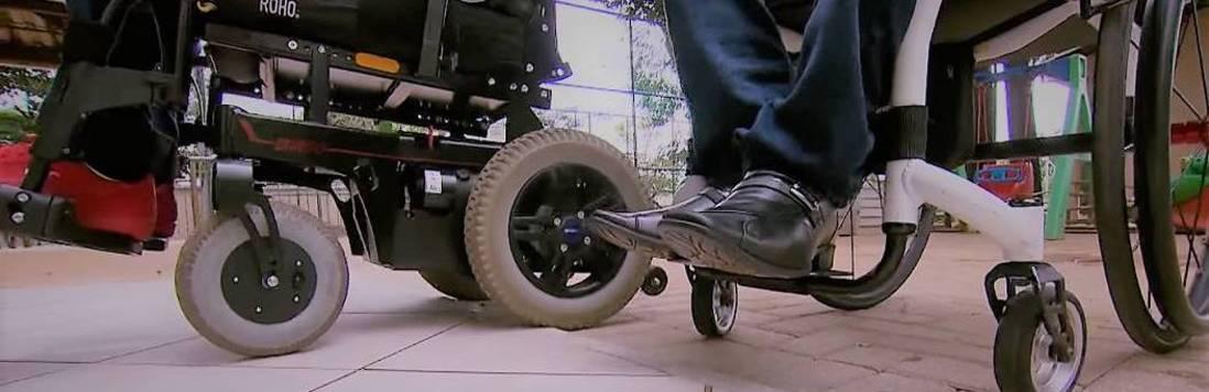 Faça Parte: Veja como cadeiras motorizadas são fornecidas pelo SUS