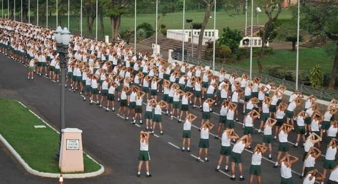 EsPCEx é a escola mais concorrida do Exército