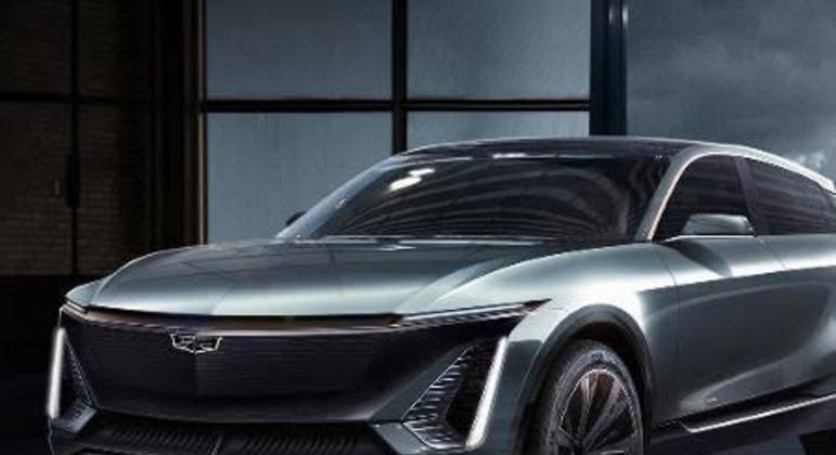A Cadillac será a primeira do grupo a eletrificar seus carros