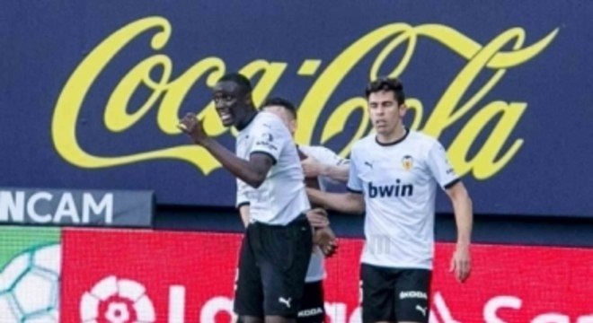 Cadiz x Valencia - Acusação de racismo de Mouctar Diakhaby a Juan Cala