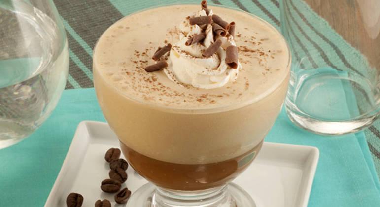 Café com doce de leite