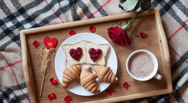 Café da manhã na cama- Dicas e ideias para você arrasar na surpresa
