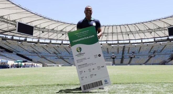 Ingressos para a Copa América ainda serão comercializados no site oficial