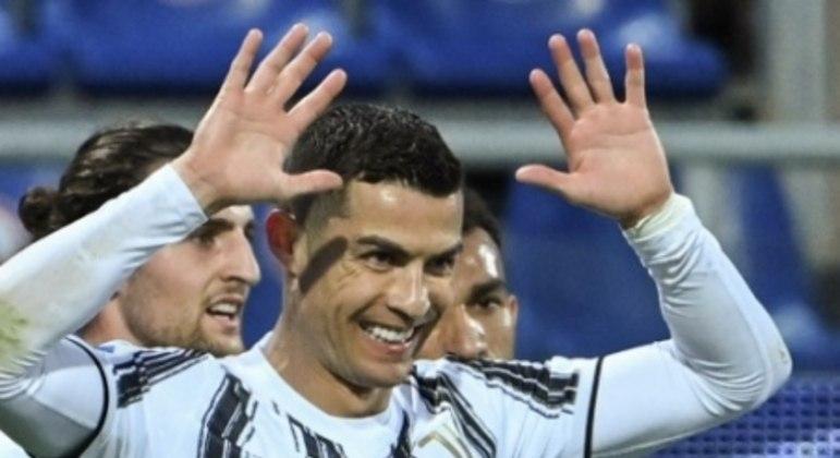 Cagliari x Juventus - Cristiano Ronaldo