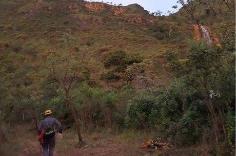 Cachoeira fica a 82 km de Belo Horizonte