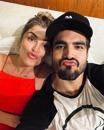 Juntos desde 2019, Grazi Massafera e Caio Castro também não são mais um casal. Neste fim de semana, a atriz contou em uma entrevista que eles se separaram e o ator negou que a causa do término tenha sido devido à uma traição.
