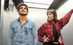 Após a parceria emAmor À Vida, Caio Castro e Maria Casadevall voltaram a viver um casal na ficção. O ator fez uma participação especial na sérieLili, a Ex, em 2014. Os dois, inclusive, tiveram um romance fora das telinhas
