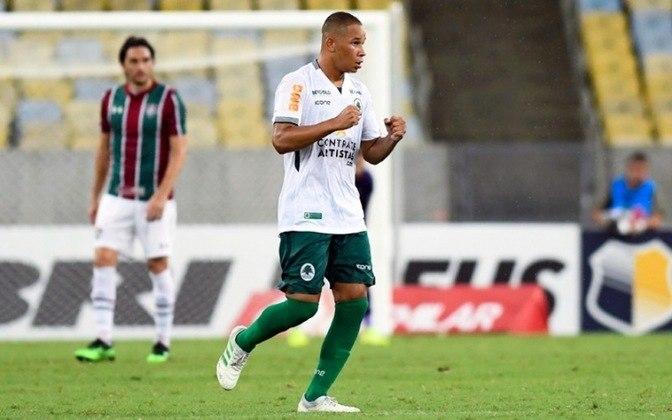 Caio Dantas - O atacante do Boavista é o atual vice-artilheiro do Campeonato Carioca com 7 gols, apenas um atrás de Gabigol