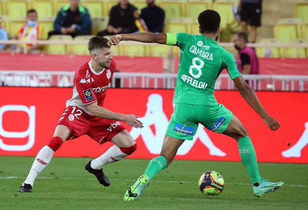 Caio Henrique: ex-Fluminense, Grêmio e Atlético de Madrid, o lateral-esquerdo foi fundamental na vitória do Monaco por 3 a 1 sobre o Clermont Foot e deu duas assistências.