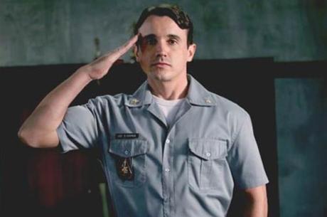 Junqueira em cena no filme Tropa de Elite (2007)