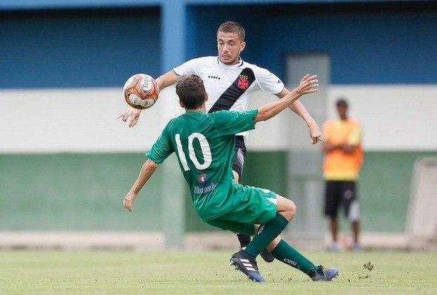 Caio Lopes é visto como outra joia do Vasco. O volante renovou seu contrato até janeiro de 2022, mas a multa não foi revelada. Fez dois gols na Copinha.