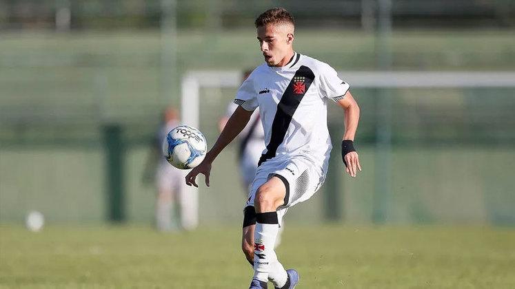 Caio Lopes - O volante de 20 anos chegou à décima partida pelo time principal.