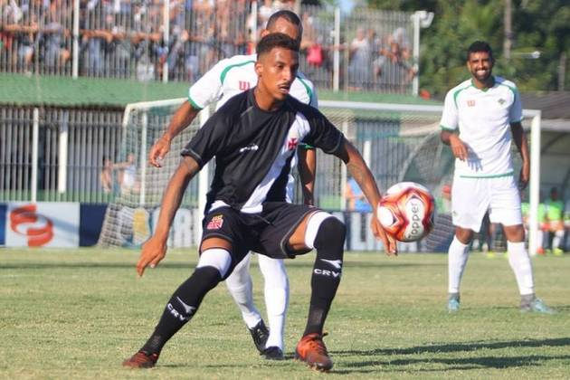 Caio Monteiro - estreou em 2016 - 44 jogos e 5 gols pelo Vasco - Ainda pertence ao Vasco, mas esteve emprestado ao Boavista durante o Campeonato Carioca