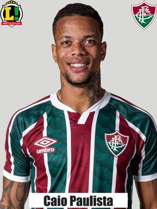 Caio Paulista - 4,5 - Entrou com muita vontade, mas na melhor chance que teve, após lindo passe de Fred, mandou errado por cima de Tiago Volpi.