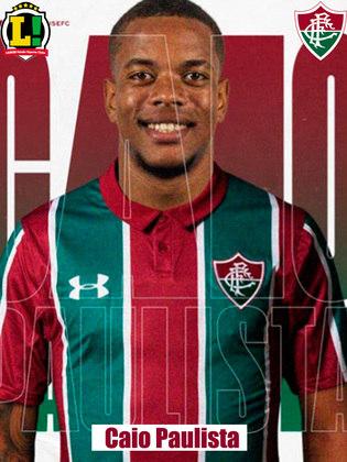 Caio Paulista - 5,0 - Pouco participativo no jogo, o atacante não foi muito acionado, já que o Fluminense explorou mais o lado esquerdo de ataque. Nas vezes em que foi acionado, perdeu bolas e errou passes bobos.
