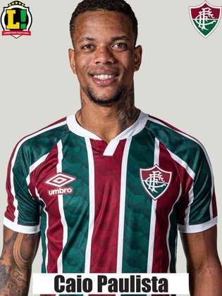 Caio Paulista - 7,0 - Muito presente no ataque, fez cruzamentos, finalizou e participou de lances importantes. Deu a assistência para Nenê.
