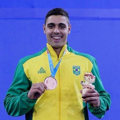 Vinicius Lanza200 m medley