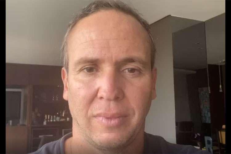 Caio Ribeiro revelou estar com câncer na garganta. E fazendo tratamento contra a doença