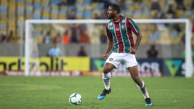 Caio Vinícius - meio-campista - 22 anos - contrato até 08/05/2022