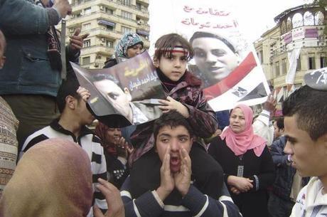 Juventude se revoltou contra os governos
