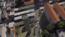 Vazamento de caixa d'água de 30m assusta moradores de São Paulo