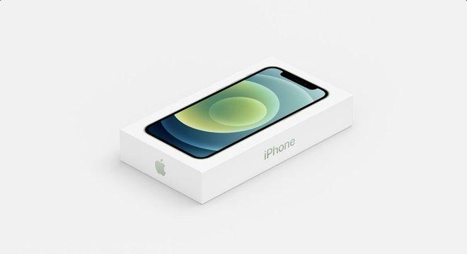 Novo iPhone 12 é vendido sem cabo para recarregar bateria