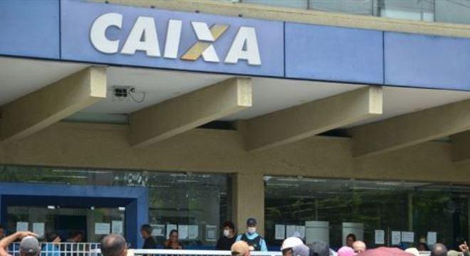 Caixa já creditou até ontem R$ 26,2 bi para 37,2 milhões de pessoas