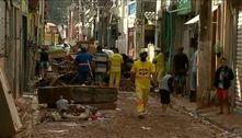 Cajamar (SP) tem 240 imóveis prejudicados por enxurrada