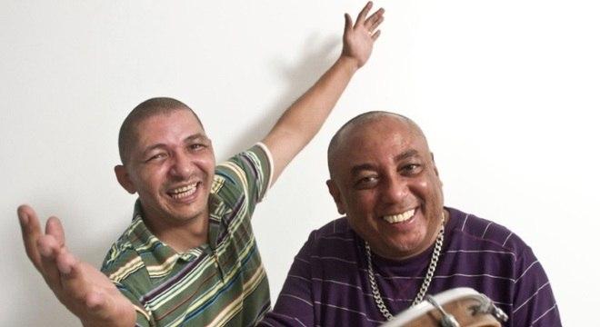 O sobrinho Ricardo assumiu o lugar de Caju, após a morte do integrante original