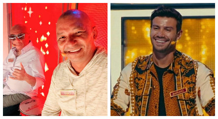 Caju e Castanha e Mariano estreiam no júri