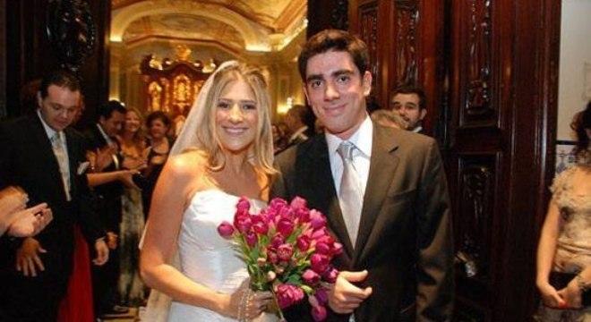 Calabresa e Adnet se casaram em 2010 e se separam em 2017